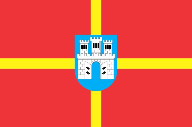 Прапор Житомирської області
